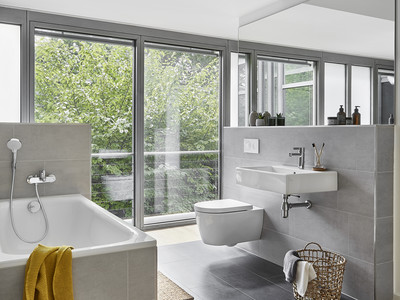 Badezimmer Amanda, Hamburg | Instone Real Estate