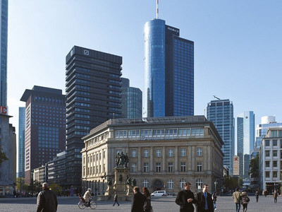 Frankfurt am Main, Lage/Umgebung Marie | Instone Real Estate
