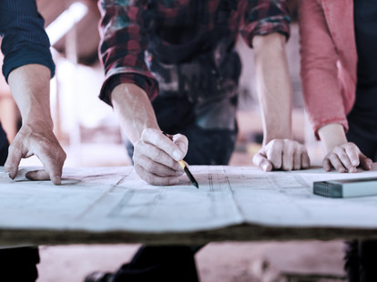 Architects when planning building floor plans | Instone Real Estate